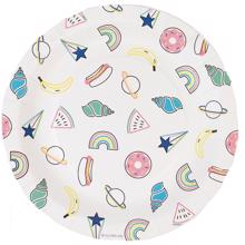 Meri Meri Plate Friends  8 Pcs