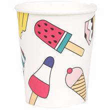 Meri Meri Cups Ice Cream  8 Pcs