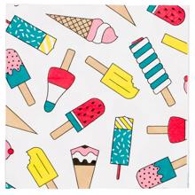 Meri Meri Napkin Ice Cream 20 Pcs