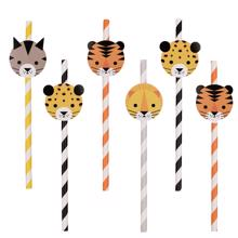 My Little Day Mini Felines Straws 8 Pcs