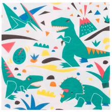 My Little Day Napkin Dinosaur 20 Pcs