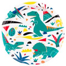 My Little Day Plate Dinosaur 8 Pcs