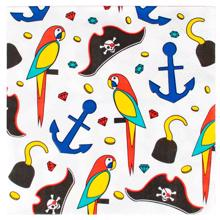 My Little Day Napkin Pirate 20 Pcs