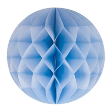 My Little Day Honeycomb Ball Light Blue