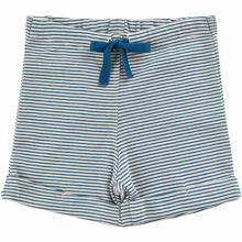 Noa Noa Miniature Striped Shorts Blue Sapphire