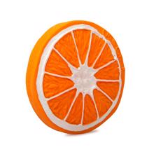 Oli & Carol Teether Orange Clemention