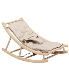 Oliver Furniture Wood Baby & Junior Rocking Chair Oak/Nature