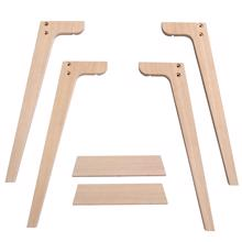 Oliver Furniture Wood Extra Legs for Desk 72,6 cm