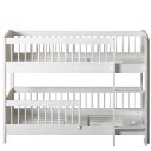 Oliver Furniture Seaside Lille+ Bunk Bed w. Ladder White