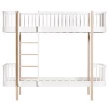 Oliver Furniture Wood Bunk Bed Ladder End