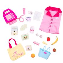 Our Generation Doll Accessories - Grocery Shopping Set