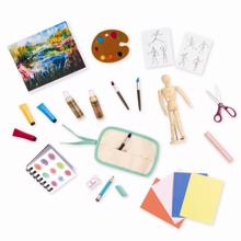 Our Generation Doll Accessories - Art Supplies