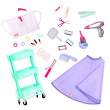 Our Generation Doll Accessories - Hair Saloon