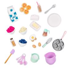 Our Generation Doll Accessories - Breakfast