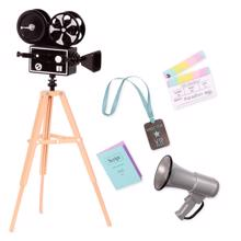 Our Generation Doll Accessories - Movie Production
