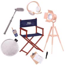 Our Generation Doll Accessories - Movie Set