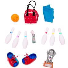 Our Generation Doll Accessories - Bowling Set