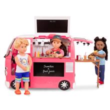 Our Generation Foodtruck Pink