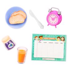 Our Generation Doll Accessories Goodnight - Breakfast Set
