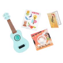Our Generation Doll Accessories Fashion - Ukulele
