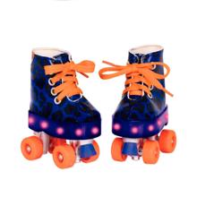 Our Generation Doll Shoes w. Light Rollerskates