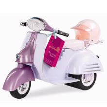 Our Generation Scooter Purple