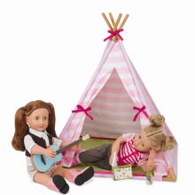 Our Generation Mini Tipi