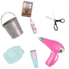 Our Generation Doll Accessories - Pet Grooming Set