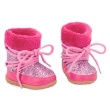 Our Generation Doll Shoes - Boots Pink