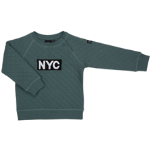 Petit by Sofie Schnoor Green NYC Sweat