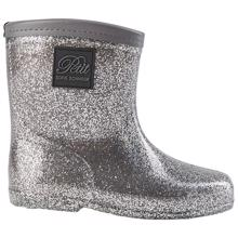 Petit by Sofie Schnoor Silver Rubber Boot