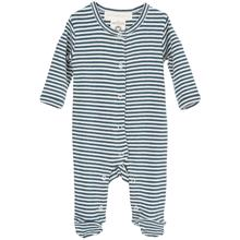 Serendipity Baby Atlantic/Offwhite Newborn Body Suit