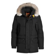 Parajumpers Harraseeket Jacket Boy Black