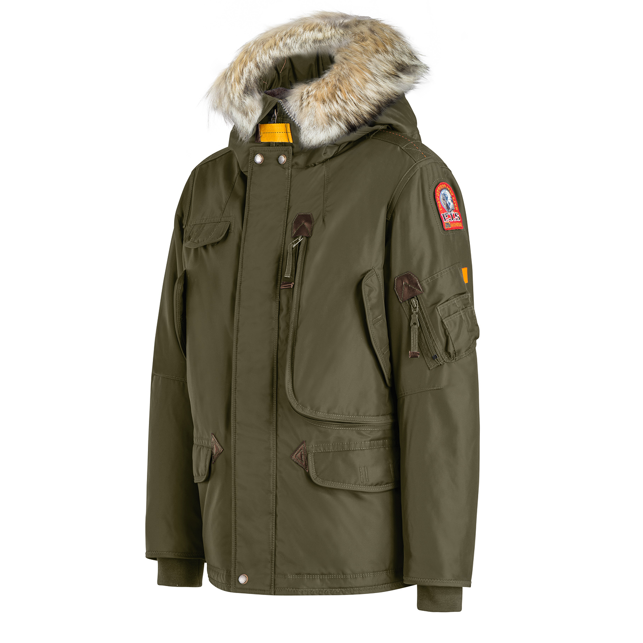 parajumpers jacket right hand