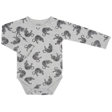 Petit by Sofie Schnoor Grey Melange Body LS