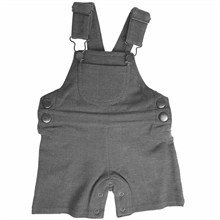 Petit by Sofie Schnoor Washed Black Nils Dungarees