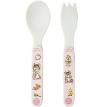 Petit Jour E & C Melamin Cutlery GiftSet Pink