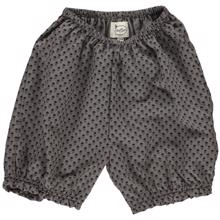 Pierrot la Lune Elena Bloomers Grey/Black Flower Print