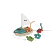 PlanToys Activity Boat