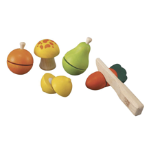 PlanToys Fuit and Vegetables Play Set