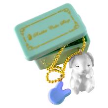 Pop Cutie Rabbit Cake Shop Necklace Cake Box/White Rabbit