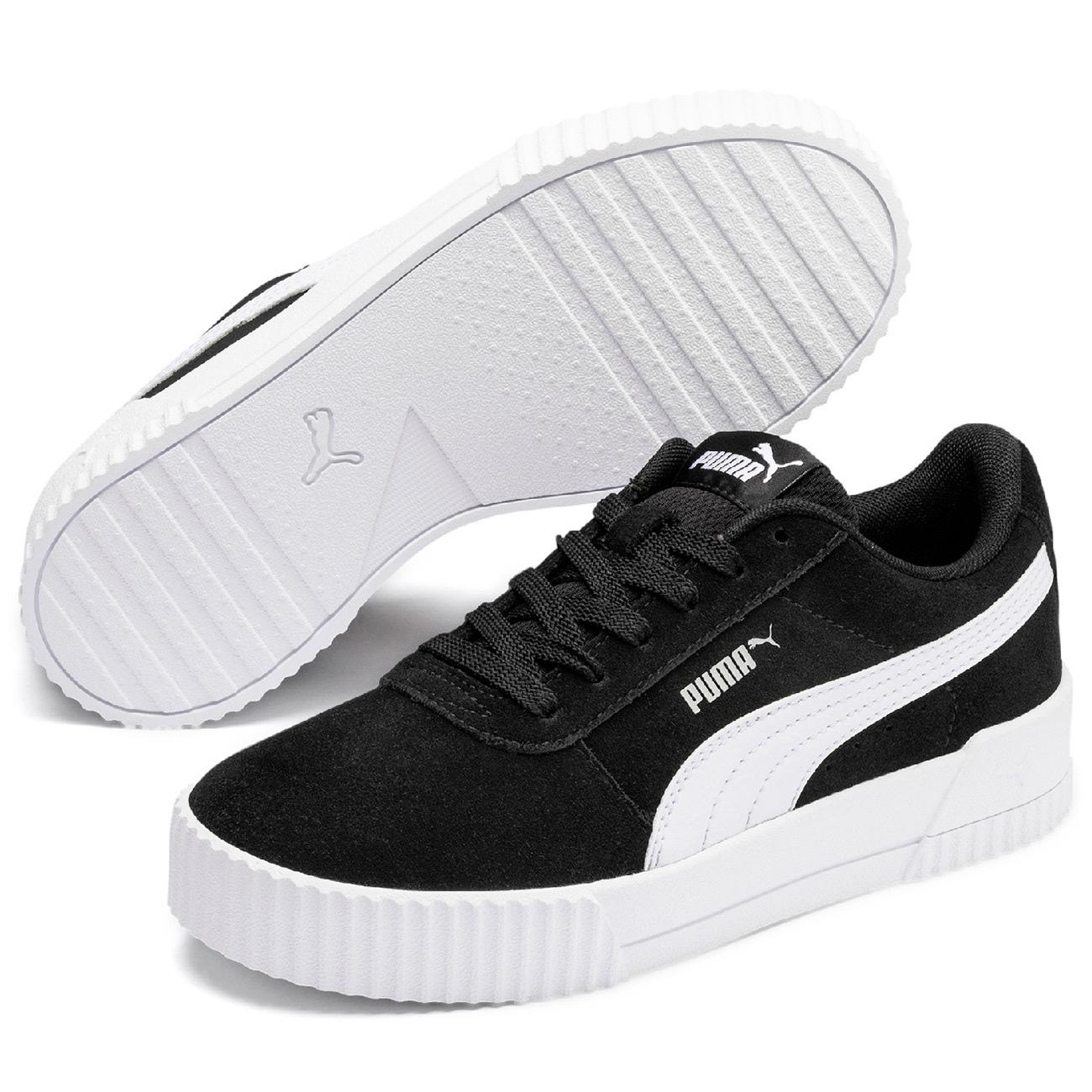 Puma Carina PS Sneakers Black/White