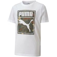 Puma Classic Graphics White/ Forest Night T-shirt