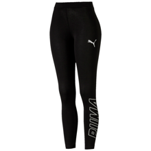 Puma Alpha Leggings Cotton Black