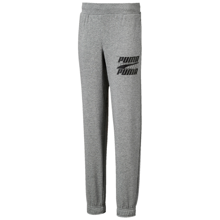 Puma Rebel Bold Pants Gray