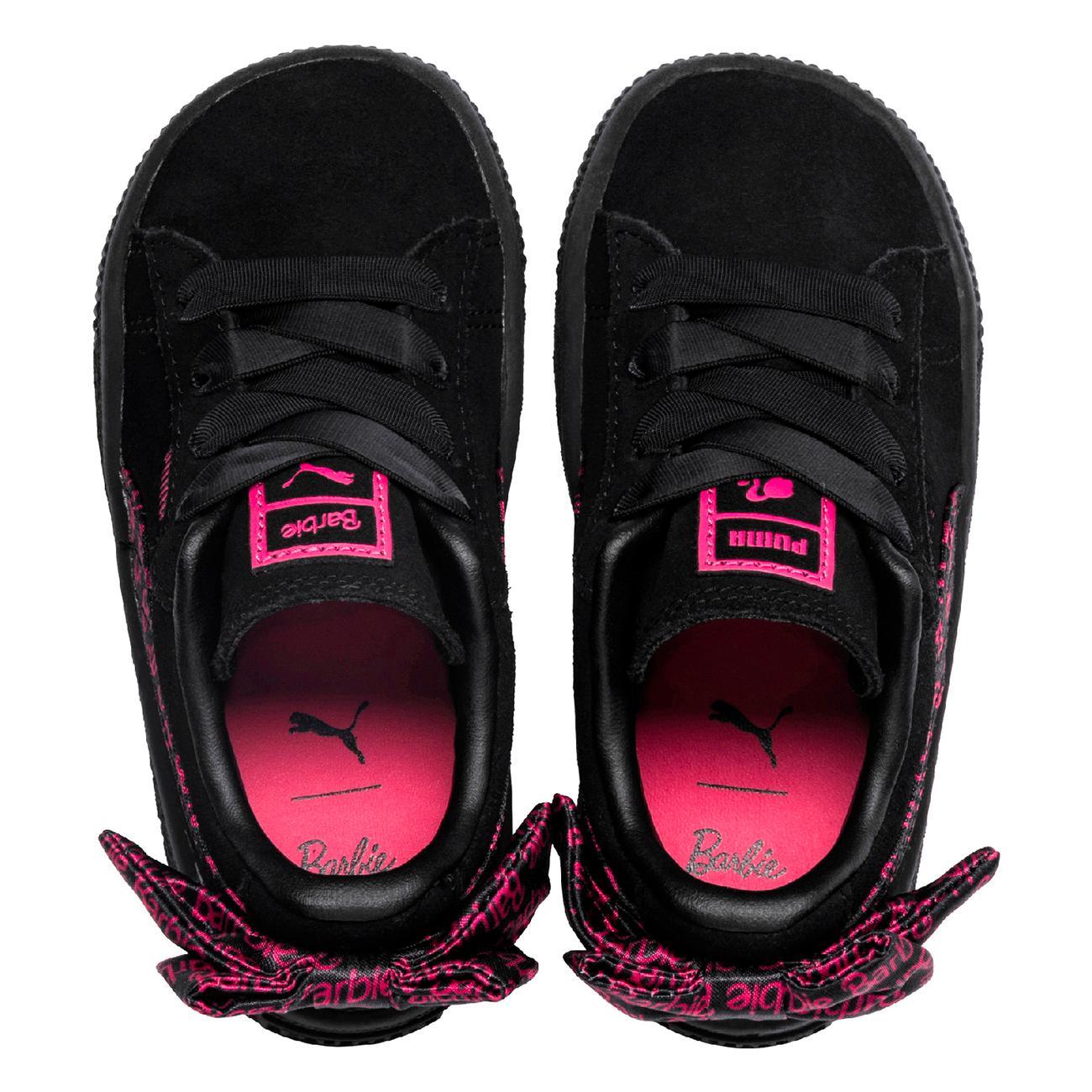 1808e0e4d54d Puma Sneakers Suede Classic X Barbie No Doll Puma Black