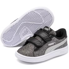Details about Puma Boys Smash Velcro Infant Sports Running Shoes Sneakers Trainers Pumps