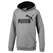 Puma Essentials Hoody B Medium Gray Heather