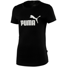 Puma Ess. Tee Girls Black