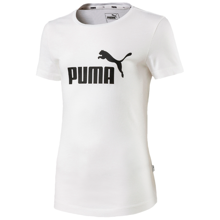Puma Ess. Tee Girls White